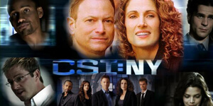 TV: CSI New York